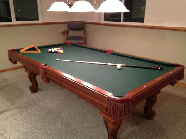 Pool Tables For Sale SOLO Sell A Pool Table In Madison Sun - Pool table movers madison wi
