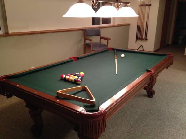 Pool Tables For Sale SOLO Sell A Pool Table In Madison Sun - Move my pool table