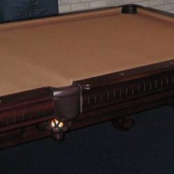 8 ft Presidential Billards Pool Table (SOLD)