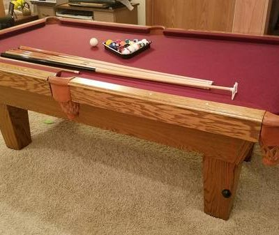 Pool Table, Olhausen, Lightly Used