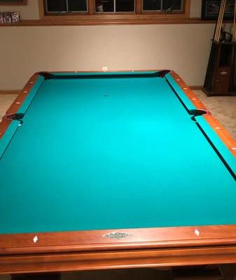 Brunswick 8 FT Pool Table
