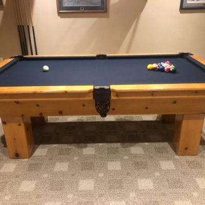 7 ft Table