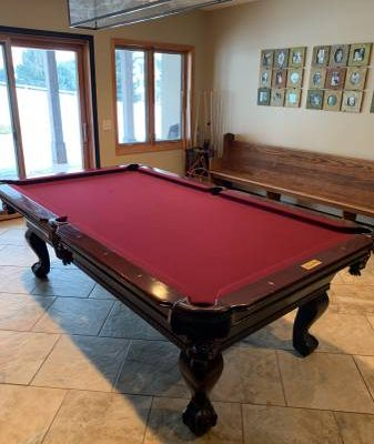 Connelly 8 ft. Pool Table