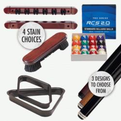 Accessories for Billiard Tables